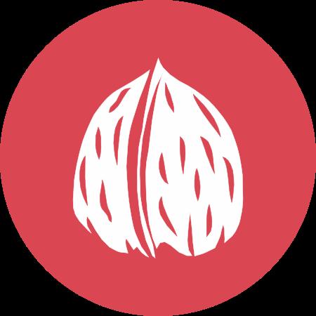 Fruita seca de clofolla